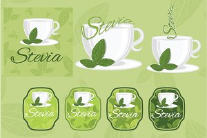 "Set on theme ""Stevia"""