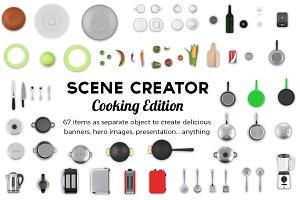 Scene Creator Cooking Edition
