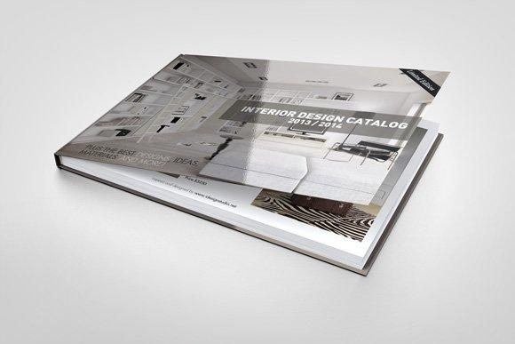 landscape book mock up product mockups creative market