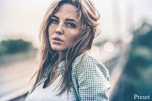 50 Matte Presets for Lightroom