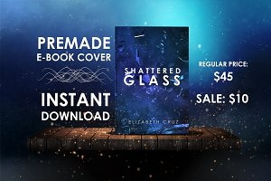 CUSTOMIZABLE E-BOOK COVER 01