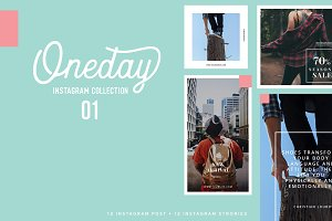 Oneday : Instagram Collection