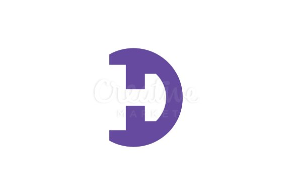 Letter H Logo