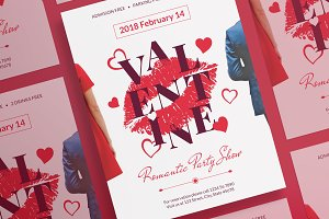 Posters | Valentine's Day Party