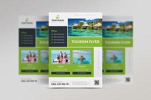 Travel & Tourism Flyer