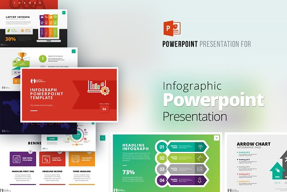 infographic powerpoint presentation presentation templates