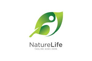 Nature Life - Logo Template