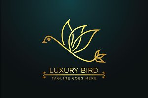 Luxury Bird - Logo Template