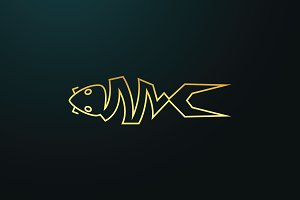 Luxury Fish - Logo Template