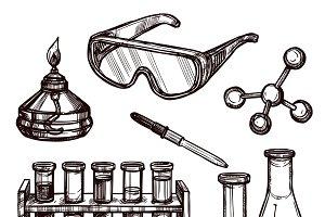 Chemistry laboratory tools