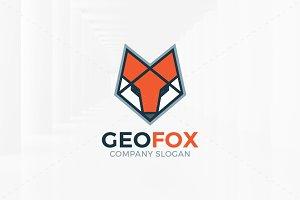 Geo Fox Logo Template