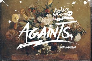 Againts Typeface (update)