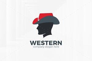 Western Logo Template