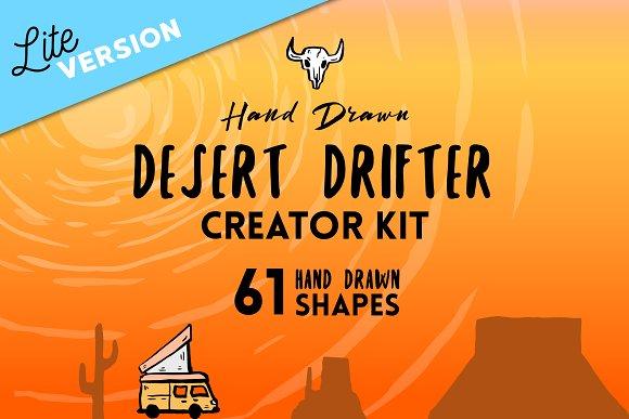 Lite-Desert Drifter Creator Kit
