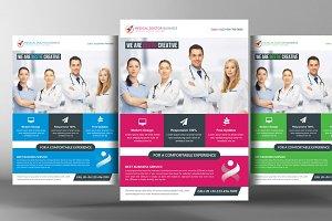 Medical Doctor Flyer