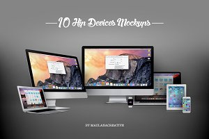 10 Hip Device Mock-ups