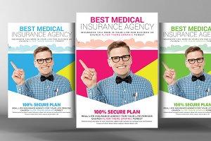 Medical Insurance Agency Flyer
