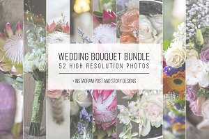 Wedding Bouquet Bundle