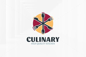 Culinary Logo Template