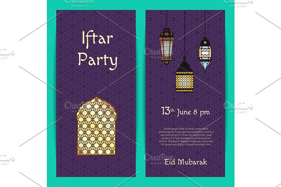 Iftar Banners Printing Service Banners