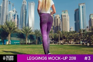 Leggings Mock-Up 2018 #3