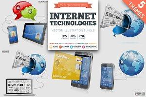 Internet Technologies, Social Media