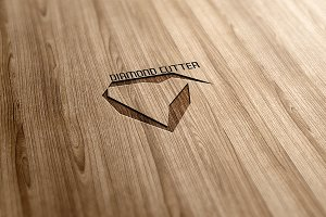 Diamond Cutter Logo Design