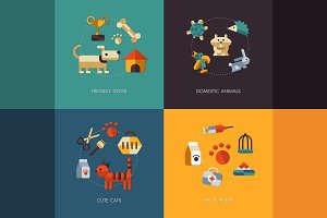 Pets Compositions
