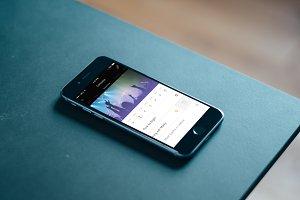Clubber iOS App