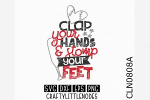 Clap Your Hands, Stomp Your Feet