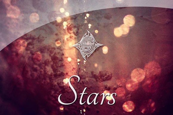 10 Textures - Stars