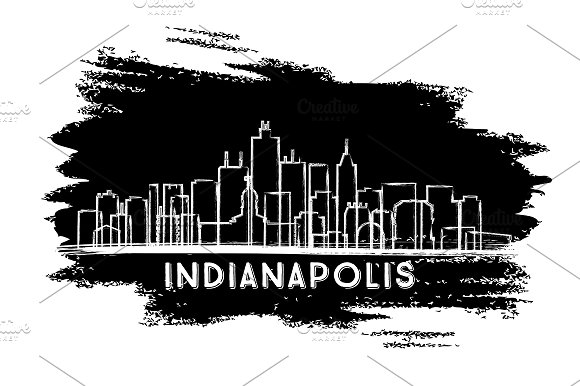 Indianapolis Indiana USA City