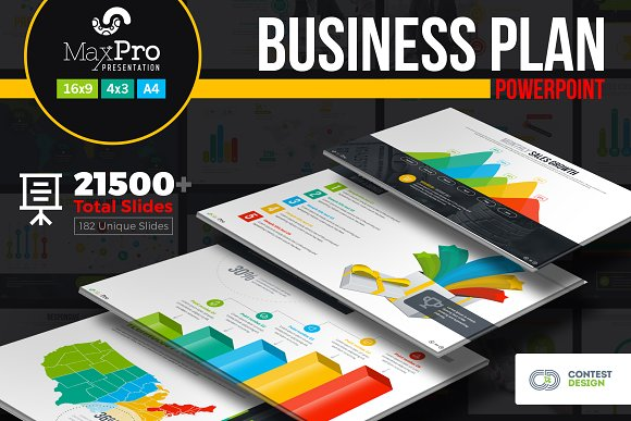 BusinessPlan PowerPoint Presentation