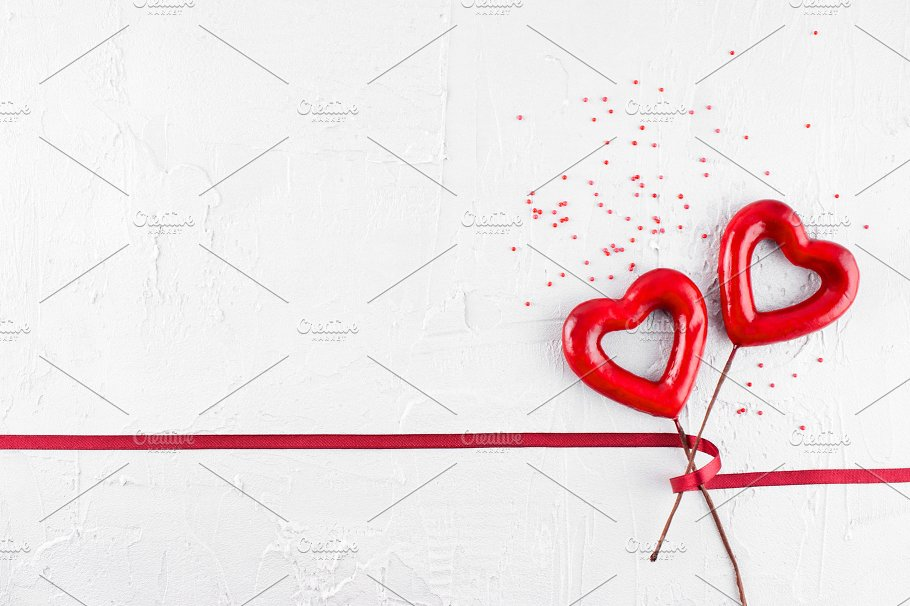 Valentine S Day Background Holiday Photos Creative Market