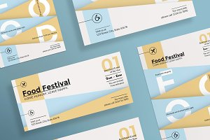 Flyers | Food Festival