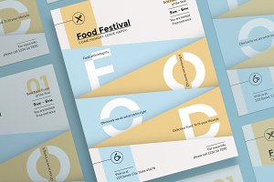 Posters | Food Festival