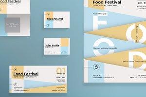 Print Pack | Food Festival