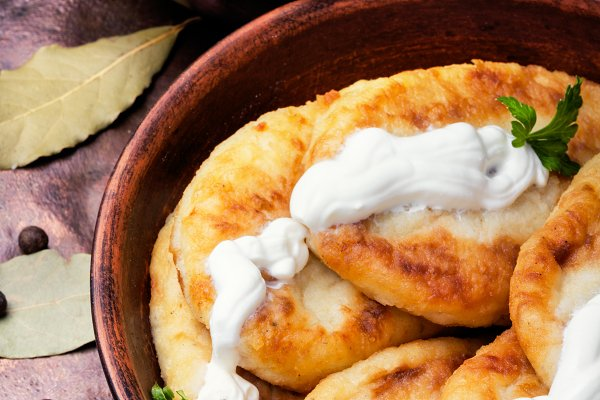 ukrainian potato zrazy