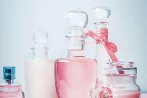 Perfume and cosmetics scents