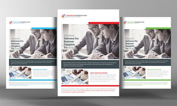 Payroll Services Flyer Template