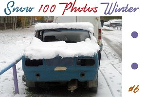 The best 100 photos of winter snow 6