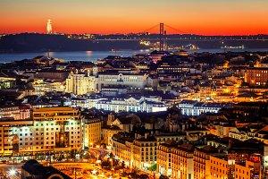 Night Lisbon