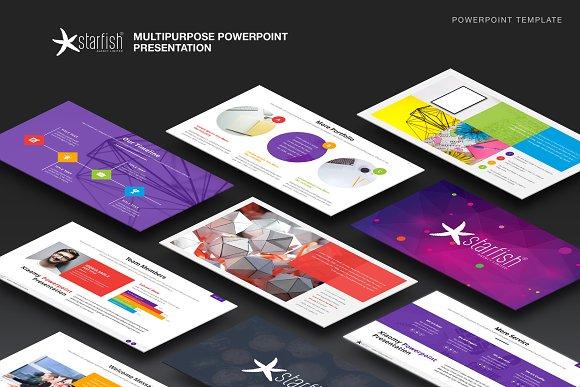 Starfish Powerpoint Presentation