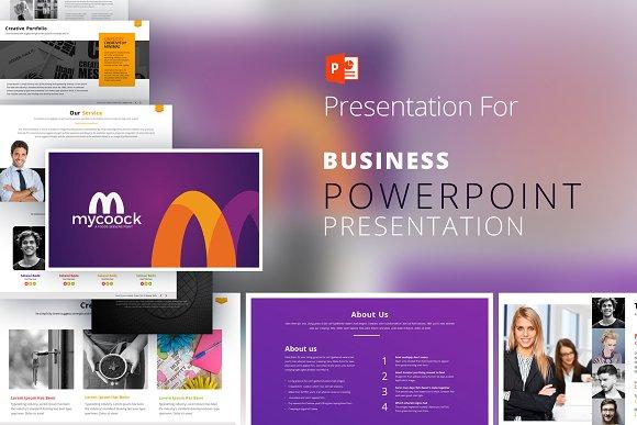 Mycoock Powerpoint Presentation