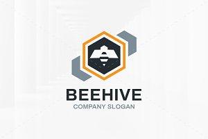 Beehive Logo Template