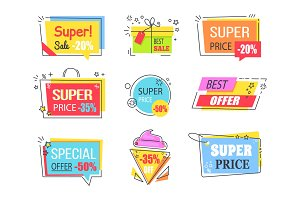 Best Offer with Huge Discount Promotional Emblems