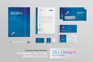 Corporate Branding Identity Bundle