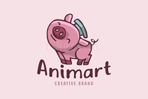 Pig Animal Cartoon