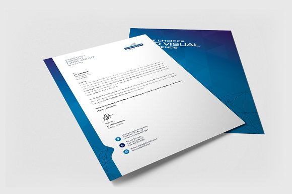 Corpotate Letterhead Design