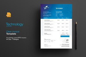 Technology Invoice